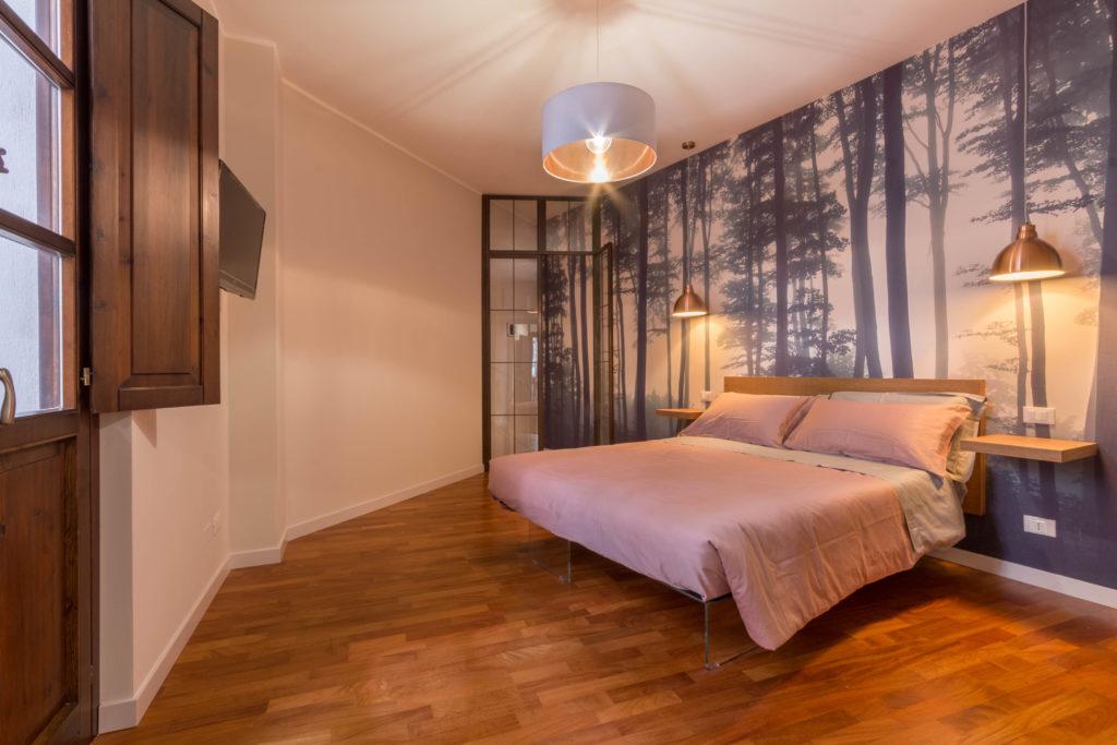 camera da letto confortevole centro di cagliari